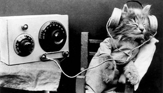 Плейлист с радиостанциями